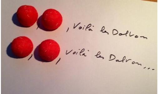Merci Régine !