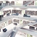 La Stadtbibliothek de Stuttgart - Allemagne