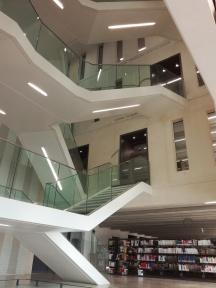 l'escalier central